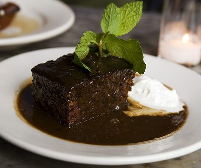 Stout Toffee Sauce