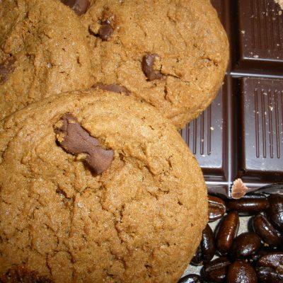 Coffee Chocolate Chip Cookies: A Maillard Love Story
