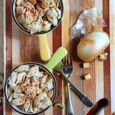 Mom-Style Macaroni Salad | Classic Retro Comfort Food