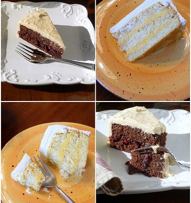 How to Torte, Fill and Frost a Cake: Picture and Video Tutorial