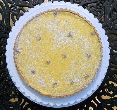 Citrus Sabayon Tart Recipe