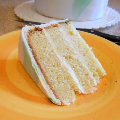Lemon Ermine Frosting | Seriously Citrus Buttercream