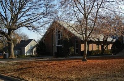 St Andrews Presbyterian Church in Charlotte NC