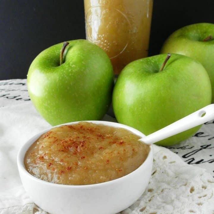 Granny Smith Apple Sauce