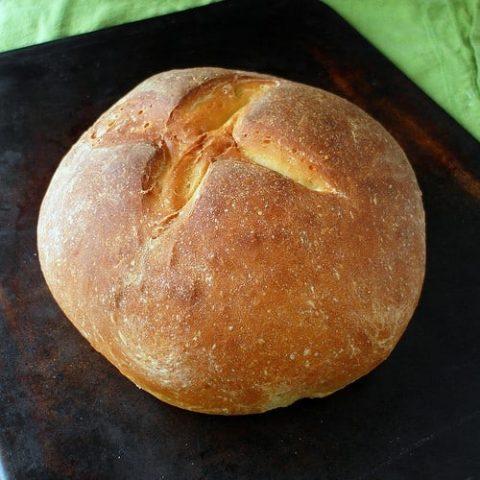 Milk and Honey Communion Bread