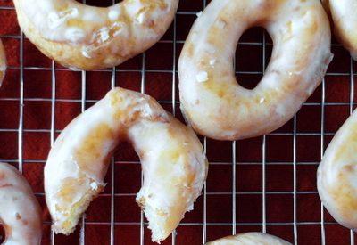 Yeast Raised Krispy Klones: Making Krispy Kreme Doughnuts