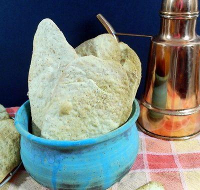 Ottolenghi and Saffron Crackers with Citrus Fennel Sea Salt