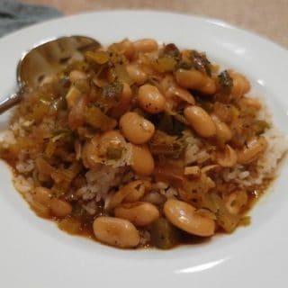 Vegan Great Northern Beans