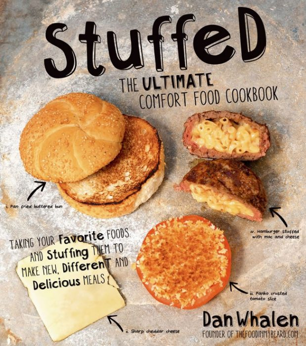 Stuffed Cookbook