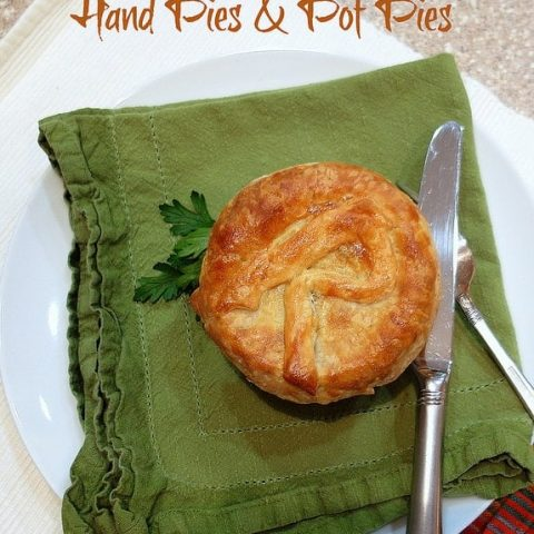 Ratatouille Pot Pie and Hand Pies