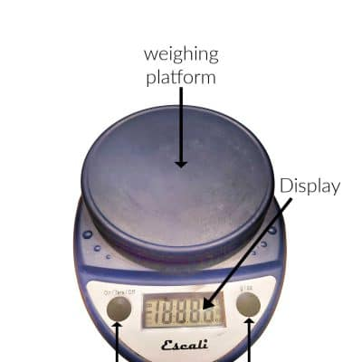 How to Use a Food Scale (and Why)