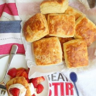 All-Butter Angel Biscuits