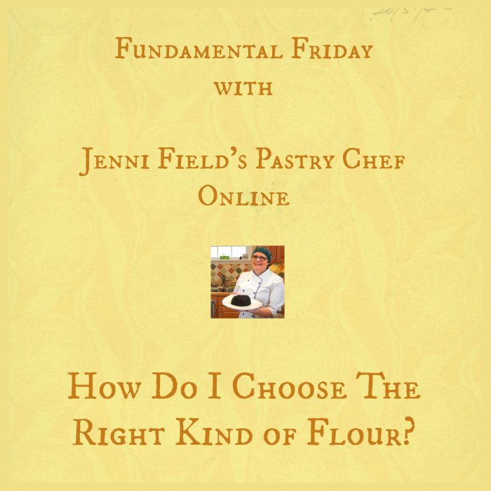 How Do I Choose The Right Kind of Flour