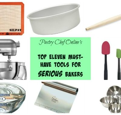 A Pastry Chef's List of Must-Have Tools for Serious Bakers