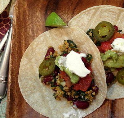 Veggie Oat Taco Mince |OATrageous Oatmeals Review