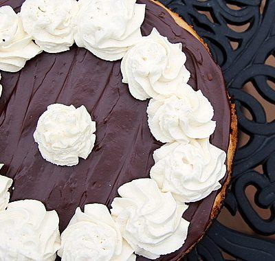 Biscoff Cookie Butter Cheesecake with Biscoff Ganache