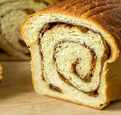 Beautiful Cinnamon Bread with Layers That Don't Separate