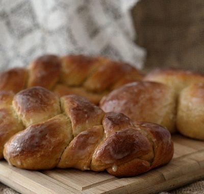 Cornish Saffron Easter Bread | Communion Bread and #BreadBakers