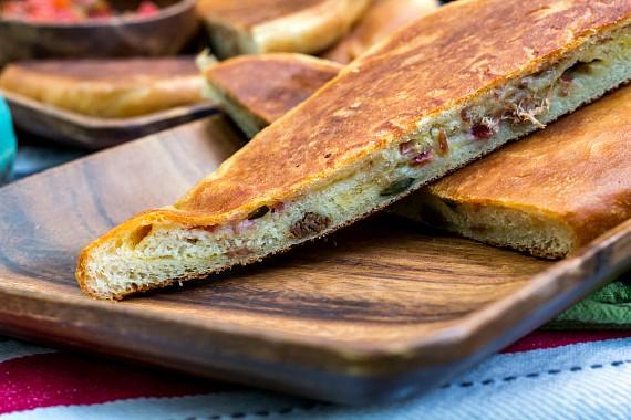a cuban sandwich stuffed cuban bread-11