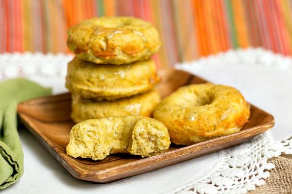 a Lemon Dill Cornmeal Doughnuts-13