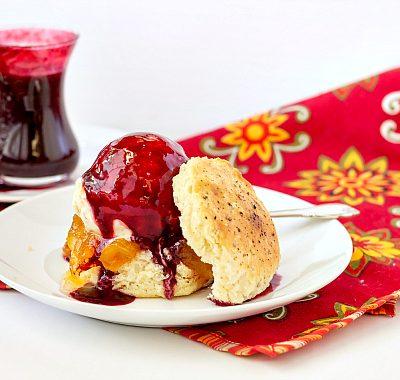 Mixed Berry Chambord Ice Cream Topping | Sunday Sundae Sauce