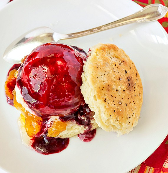 Mixed Berry Chambord Ice Cream Topping | pastrychefonline.com