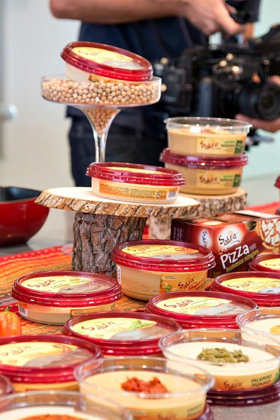 Sabra Tastemaker Factory Trip, 2015, | pastrychefonline.com