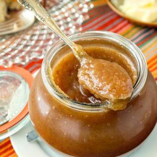 Chai Spice Apple Butter Recipe
