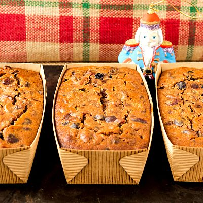 Alton Brown Fruit Cake, or The Best Fruit Cake in the World