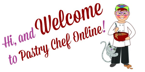 Pastry Chef Online Welcome