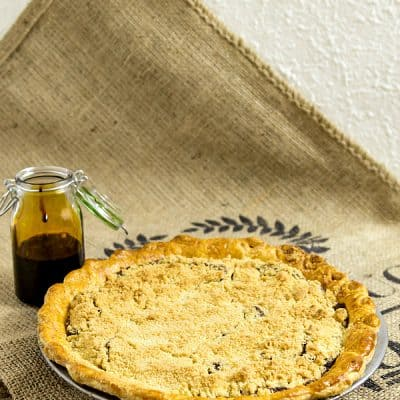 Classic Shoo Fly Pie Recipe|How to Use Leftover Molasses