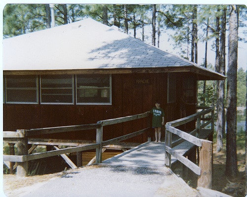 Camp Occoneechee, Lake Lure, NC.