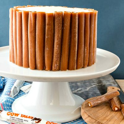 Cow Tales Caramel Candy Cake Recipe