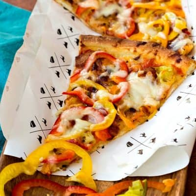 Bacon and Pickled Pepper Pizza | OXO Pizza