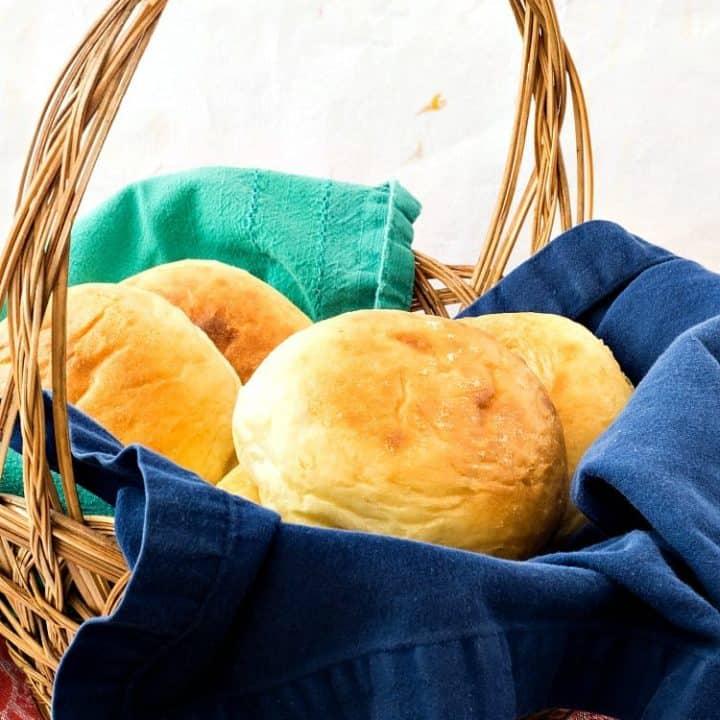 Soft Sandwich Rolls (Homemade Potato Rolls)