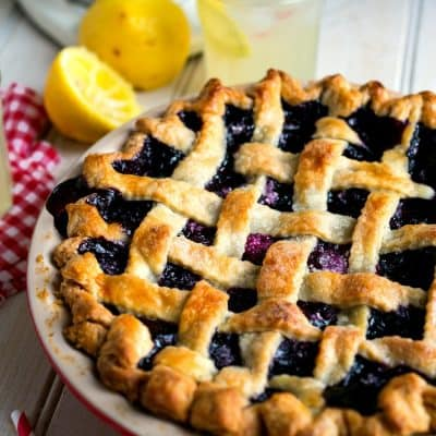 Old Fashioned Desserts for Holiday Picnic (or Whenever)