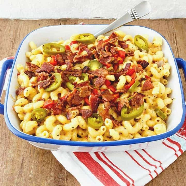 Southern Macaroni and Cheese Recipe