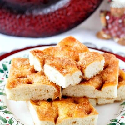 Moravian Sugar Cake | The Best Yeasted Coffee Cake in the World