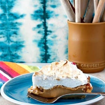 Nostalgic Butterscotch Meringue Pie | Real Butterscotch Pie