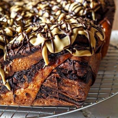 The Best Chocolate Pecan Babka Recipe