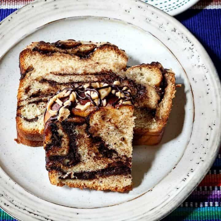 Chocolate Pecan Babka Recipe
