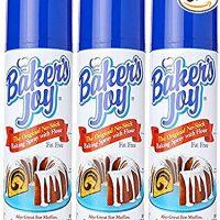 Bakers Baking Spray, 5 Oz (Pack of 3)