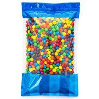 Bulk M&M's Plain Milk Chocolate in a Bomber® Bag - 5 lbs - Fresh, Tasty Treats – Resealable Bag