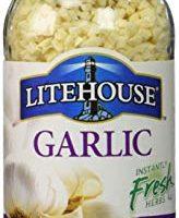 Litehouse Freeze Dried Garlic,45 grams
