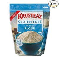 Krusteaz Gluten Free All Purpose Flour (Pack of 2)