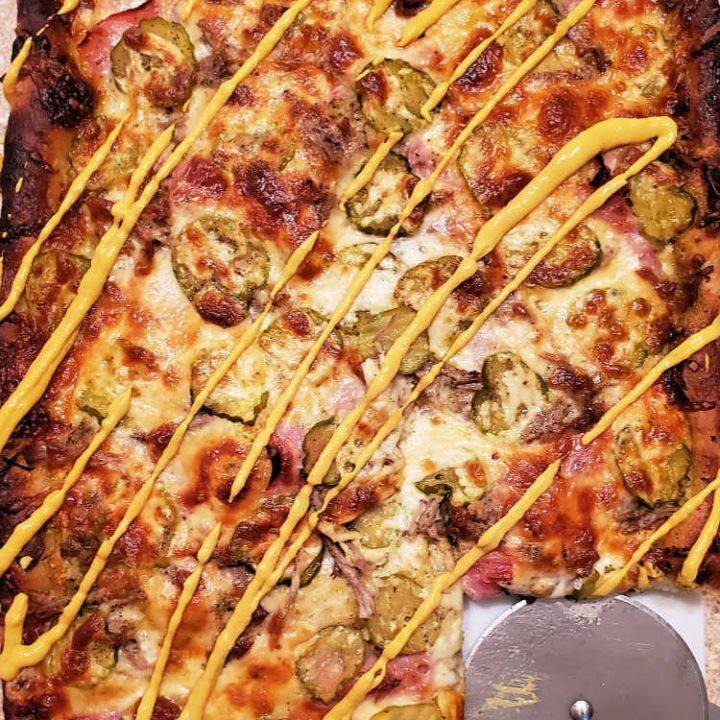 Cubano PIzza Recipe