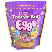 Tootsie Roll Eggs