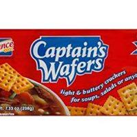 Captain's Wafers, 7.333 oz