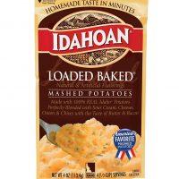 Idahoan®Loaded Baked Potatoes Mashed Potatoes