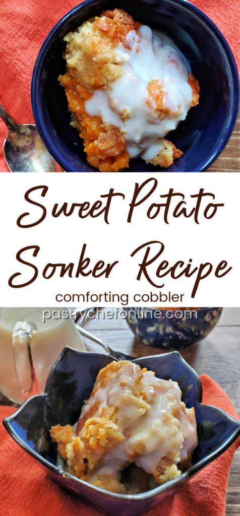 sweet potato sonker pin image